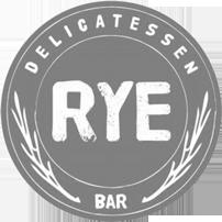 Rye Delicatessen logo