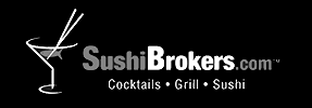 Sushi Brokers logo